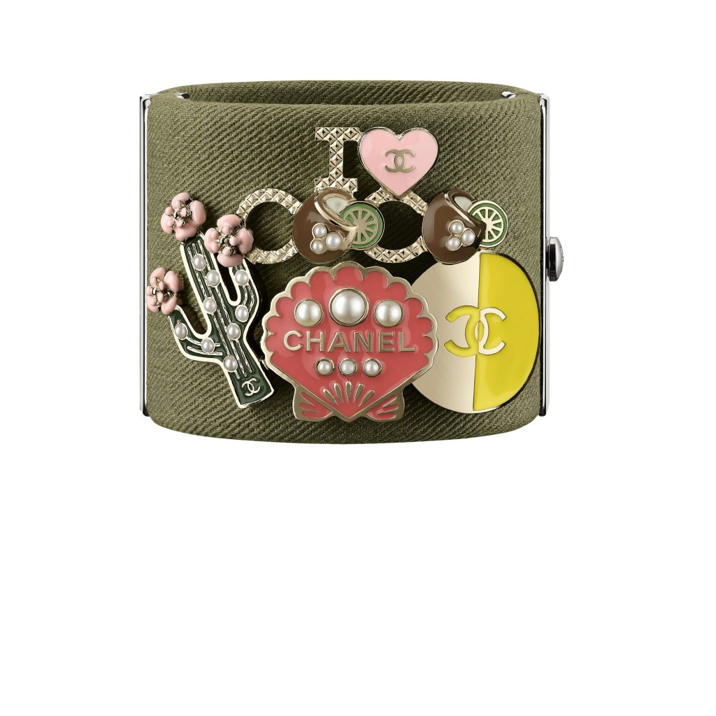 a96436-y49053-z5300-khaki-toile-cuff-with-charms