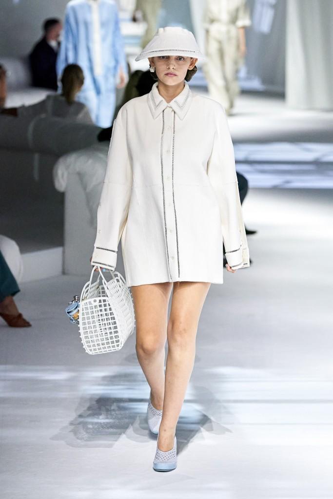 fendi (1) camicai bianca